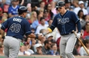 Rays snap Red Sox's four-game winning streak, avoid sweep in Boston