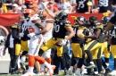Pittsburgh Steelers rookie T.J. Watt plays like his brother J.J. Watt in NFL debut