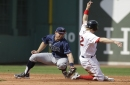 Rick Porcello allows two runs, but Boston Red Sox offense quiet
