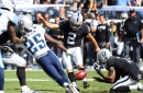 4 Good, 4 Bad from Raiders vs. Titans