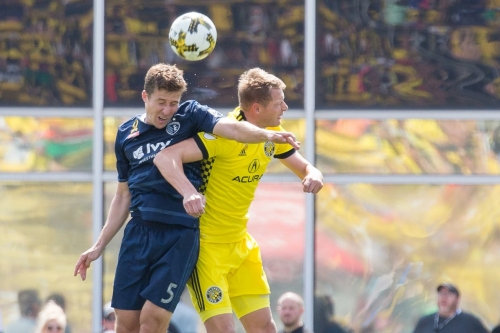 Juice Boxes and Post Game Stats: Besler Continues to Move Up Lists