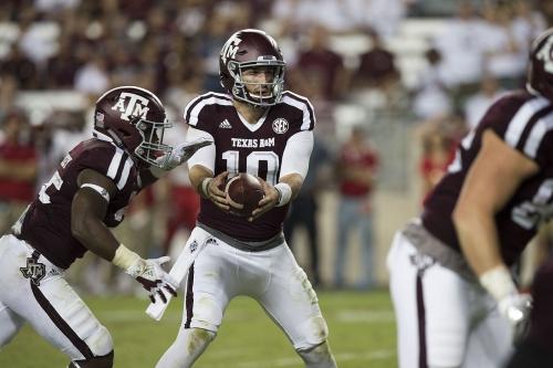 After uninspiring win over Nicholls State, Hubenak Aggies' best option at quarterback moving forward