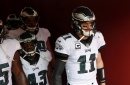 WATCH: Carson Wentz, Nelson Agholor, Zach Ertz give reason for optimism about Eagles' offense