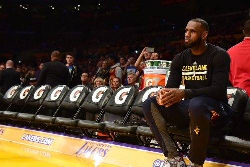 Podcast: On LeBron James' future and the Lakers