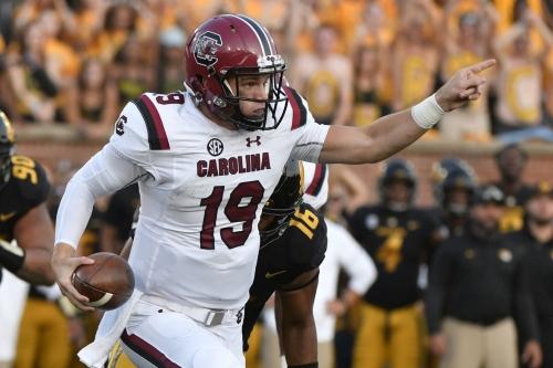 SEC Power Rankings: South Carolina rises after Week 2 win over Missouri