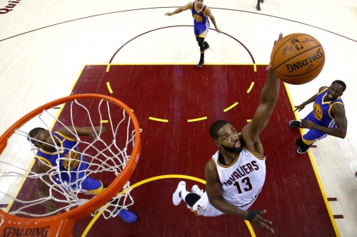 Tristan Thompson makes Sports Illustrated's Top 100 list