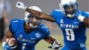 Thanks to Memphis Tigers' Tony Pollard, four men received free engagement rings