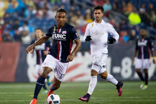 Kickoff: Sporting Kansas City vs. New England Revolution