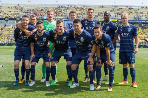 Sporting KC at Columbus player ratings