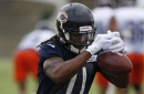 Chicago Bears WR Kevin White out with broken collarbone