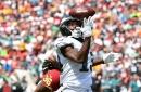 Eagles-Redskins PFF Grades: Nelson Agholor among Philadelphia's top five players