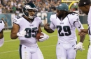 Eagles vs. Redskins snap count analysis: Figuring out the rotations