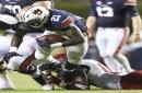 Auburn 'not ready to say' if Kerryon Johnson will play vs. Mercer