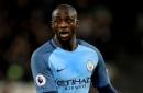 Pep Guardiola hints at latest Yaya Toure issues