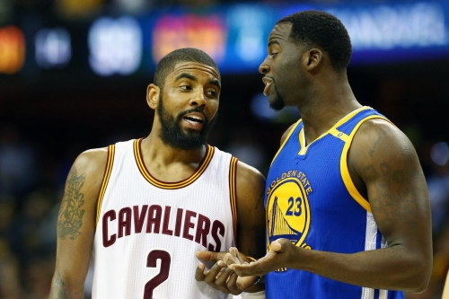 Draymond Green comments on Kyrie Irving trade, says it didn't surprise him