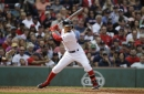 Eduardo Nunez still out, Chris Young hitting second in Boston Red Sox lineup vs. Oakland Athletics