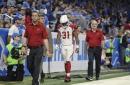 Cardinals place David Johnson on IR, re-sign Chris Johnson