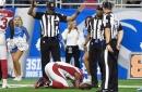 Cardinals place David Johnson on injured reserve, bring back Chris Johnson