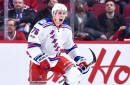 Rangers' young defenseman aims to meet team's high bar