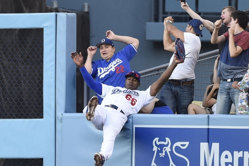This Dodgers series is like the Super Bowl of World Series for the Giants