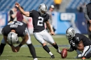 Giorgio Tavecchio named AFC Special Teams Player of the Week