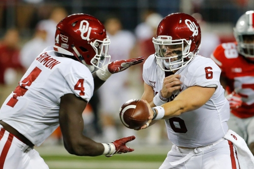 Big 12 power rankings: Sooners and Cowboys battling for top spot