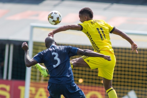 Ola Kamara maintains hot form despite injury