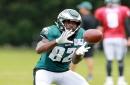 Eagles' Carson Wentz already sees impact of deep-threats Alshon Jeffery, Torrey Smith
