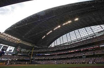 Irma forces Brewers-Marlins series move from Miami to Milwaukee