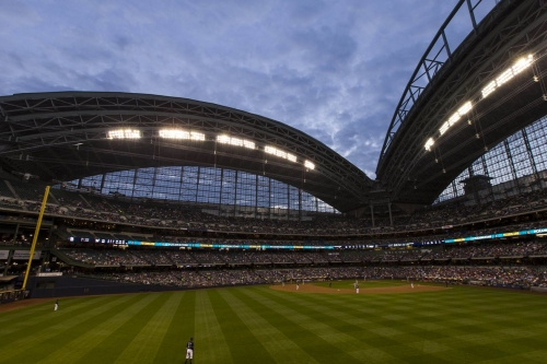 The Brewers just got a gift: 3 extra home games