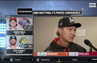Don Mattingly: We didn't do many things well tonight