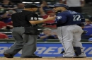 Robinson Cano on being ejected by Vic Carapazza in Mariners' win: 'What he did was so stupid'