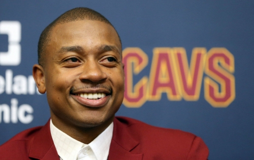 Cavaliers star Isaiah Thomas says 'Law & Order: SVU' acting gig was a blast