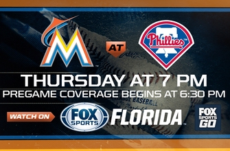 Preview: Marlins look to stop slide in finale against Phillies