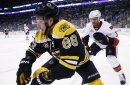 Bruins sign Pastrnak to 6-year, $40 million deal The Associated Press