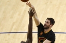 The Cavaliers are reportedly redesigning their offense to feature Kevin Love