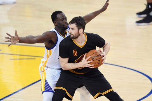 Kevin Love ranked No. 26 in Sports Illustrated's Top 100
