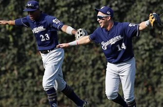 Breaking down the Brewers' NL playoff race