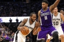 Rudy Gay during press conference in San Antonio: 'I'm a Spur for life'