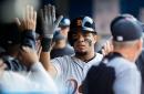Watch Jeimer Candelario's first Tigers home run