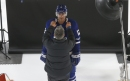 Speechless in a Maple Leafs jersey, Marleau officially starts new era [Photos] [Video]