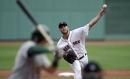 Drew Pomeranz impresses on mound, Andrew Benintendi drives in three as Boston Red Sox beat Oakland Athletics