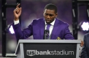Video: Randy Moss' Ring Of Honor Induction Speech