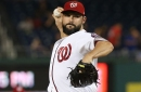 Washington Nationals avoid sweep with 5-2 win over Atlanta Braves: Tanner Roark solid again...