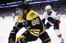 Bruins sign young star Pastrnak to 6-year, $40 million deal