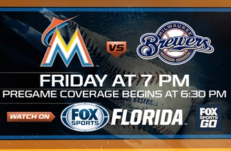 Preview: Marlins 'host' Brewers for 3-game set in Milwaukee