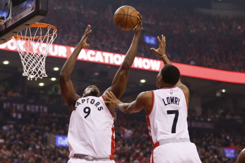 Three Raptors make the cut in ESPN's NBA Rank of the Top 100 players