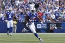 Buffalo Bills injury report: McCoy, Johnson both on track to play at Carolina