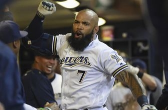 Odd 'away' series at Miller Park favors Brewers