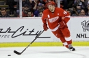 Red Wings keep Niklas Kronwall off ice first day of camp